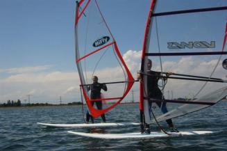 Clinic Windsurfen