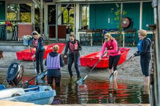 Stand Up Paddle clinic